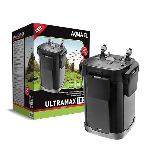 Aquael Ultramax 1500 - filtr zewnętrzny