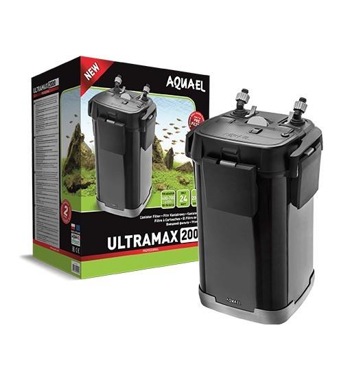 Aquael Ultramax 2000 - filtr zewnętrzny
