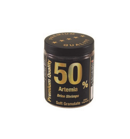 Discusfood Artemia 50% Soft Granulate 150g