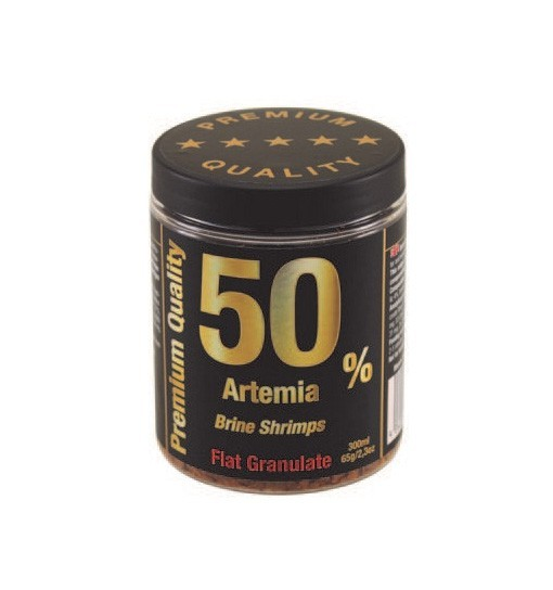 Discusfood Artemia 50% Flat Granulate 65g