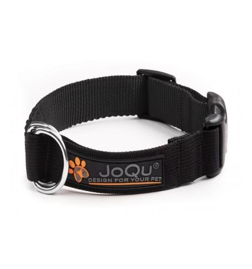 JoQu Vice Classic Collar Black - obroża półzaciskowa