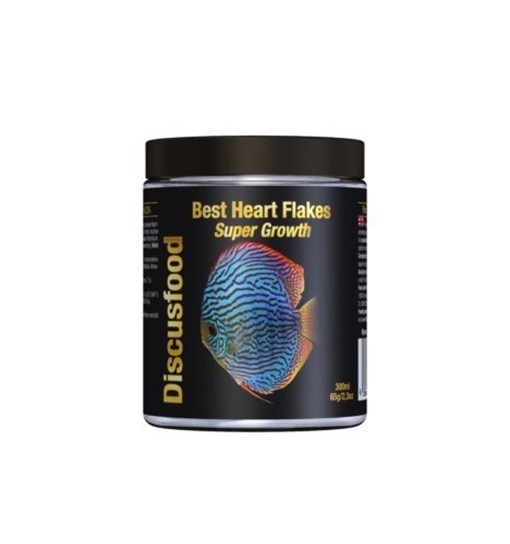 Discusfood Best Heart Flakes Super Growth 65g