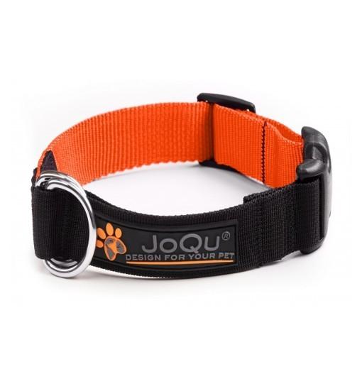 JoQu Vice Classic Collar Orange - obroża półzaciskowa