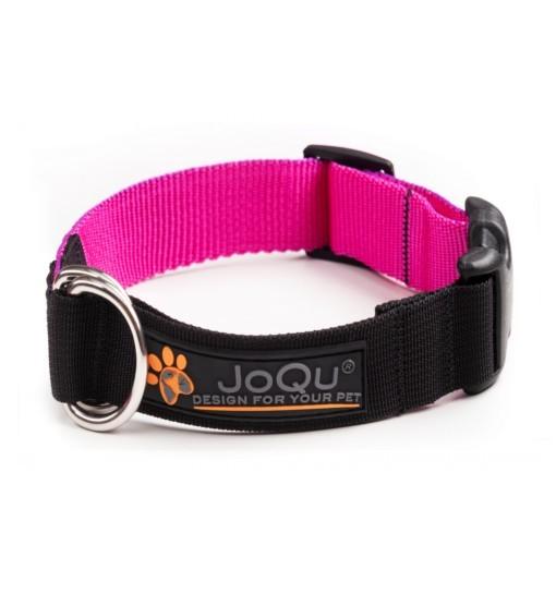 JoQu Vice Classic Collar Pink - obroża półzaciskowa