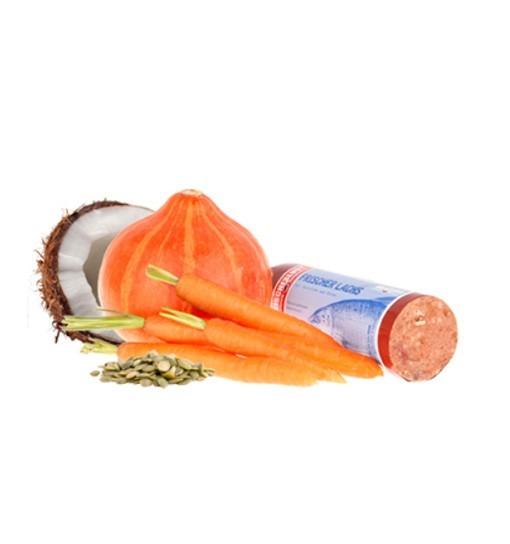 Meatlove Classic Range - Fresh Salmon - świeży łosoś ze spiruliną i kokosem