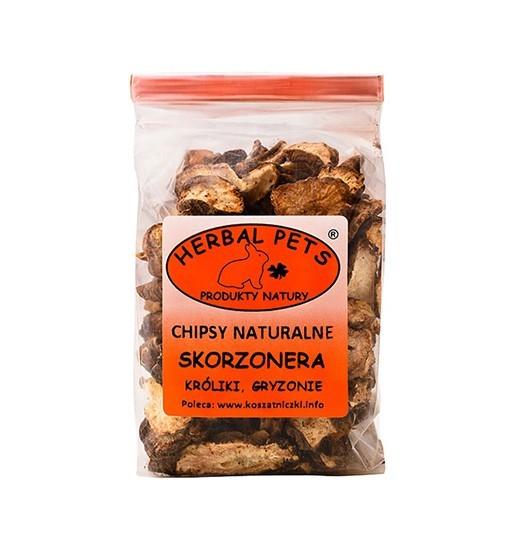 Chipsy naturalne Skorzonera 75 g