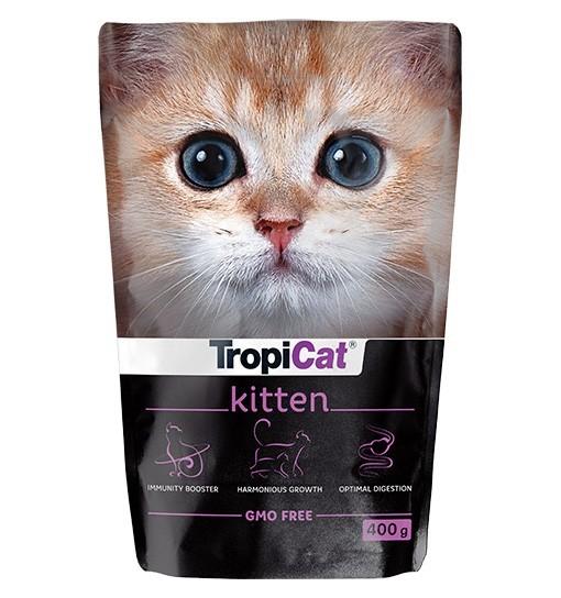 TropiCat Premium Kitten - karma sucha dla kociąt
