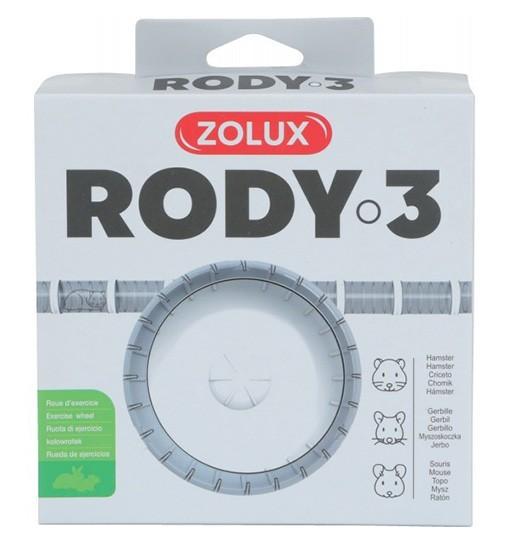 Zolux Cichy kołowrotek RODY.3