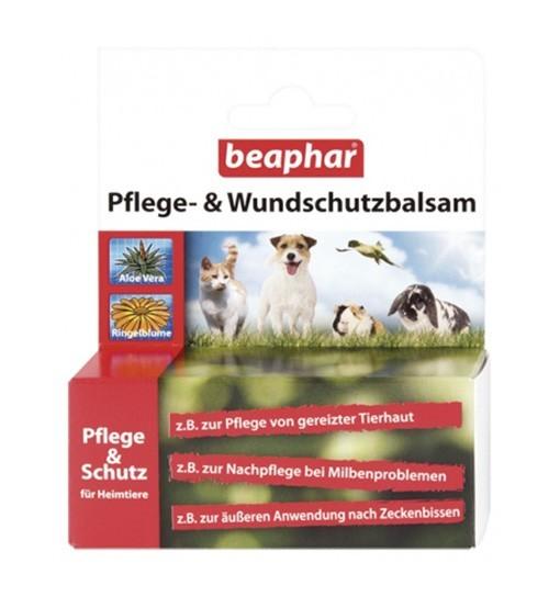 Beaphar Pflege- & Wundschutzbalsam - balsam do pielegnacji uszkodzonej skóry 30 ml