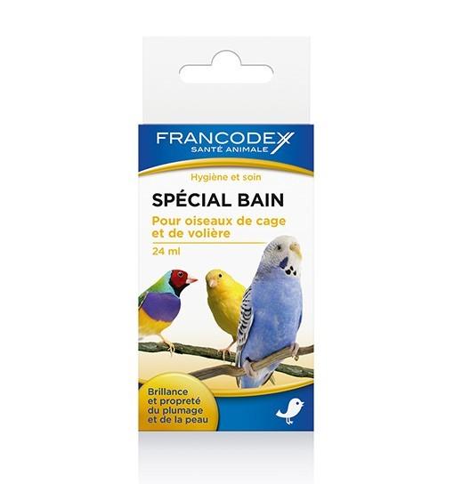 Środek dla ptaków - czyste upierzenie 24 ml