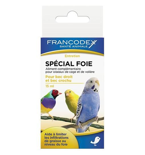 Środek dla ptaków - ochrona wątroby 15 ml