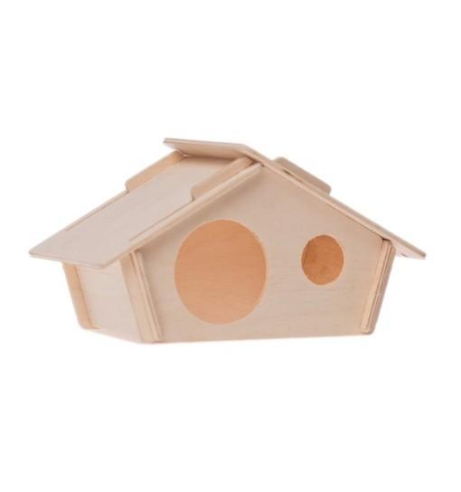 Zolux Drewniany domek NEO