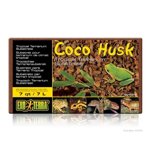 Exo-Terra Podłoże Coco Husk 7L/500g (PT2775)