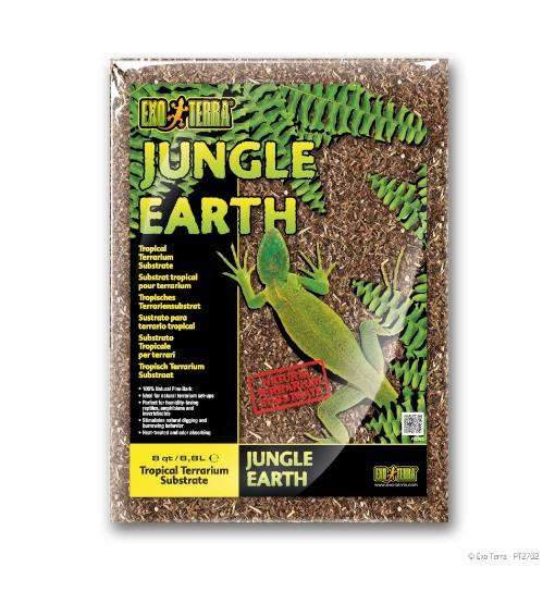 Exo-Terra Podłoże Jungle Earth 8,8L (PT2762)