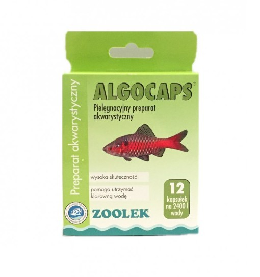 Zoolek Algocaps /12 kapsułek