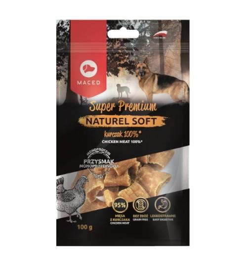 Maced Super Premium Naturel Soft - kurczak 100g