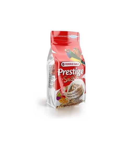 Versele-Laga Prestige Snack Finches 125g - przysmak z owocami i insektami dla ptaków tropikalnych