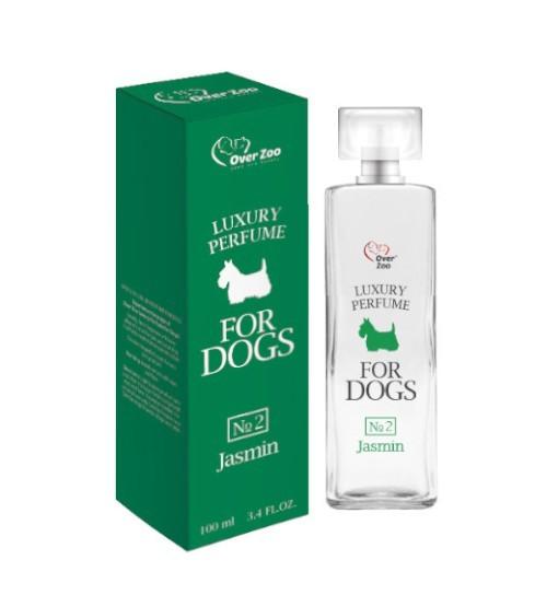 Over Zoo Perfumy dla psów o zapachu jaśminu 100ml