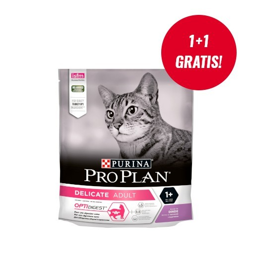 Purina Pro Plan Delicate 400g + 400g
