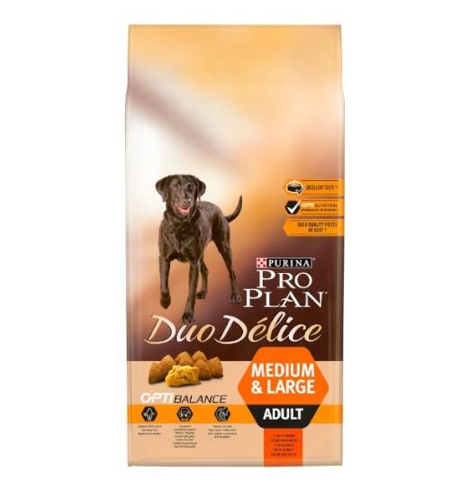 Pro Plan Duo Delice Adult wołowina i ryż