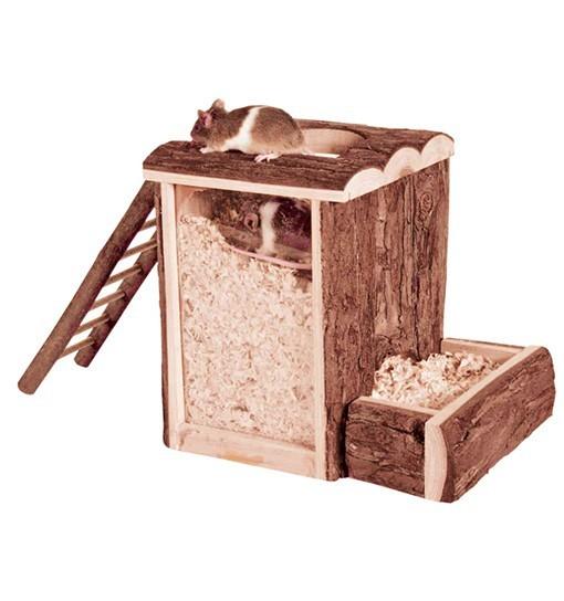 Trixie Wieża do zabawy i kopania /myszy i chomiki