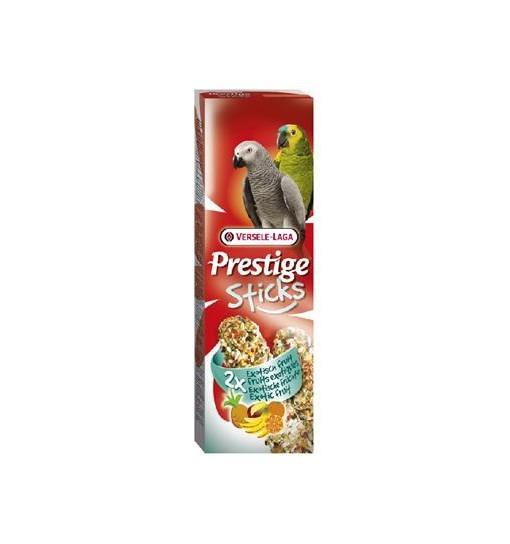 V-L Prestige Sticks Parrots Exotic Fruit 140g - kolby z owocami egzotycznymi dla dużych papug