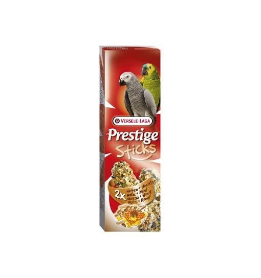 V-L Prestige Sticks Parrots Nuts & Honey 140g - kolby orzechowo-miodowe dla dużych papug