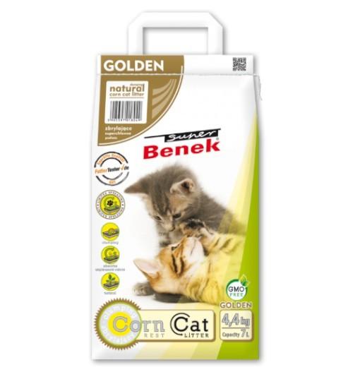 Benek CornCat Golden 7l