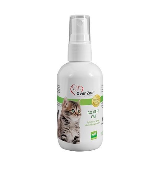 Over Zoo Go off! Cat 100 ml