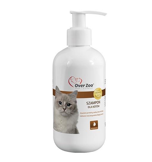 Over Zoo Szampon dla kotów 250 ml