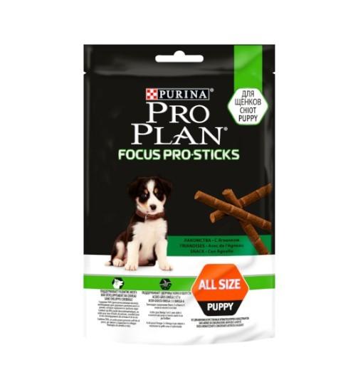 Pro Plan Focus Pro Sticks puppy 126g - jagnięcina