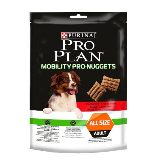 Pro Plan Adult Mobility Pro Nuggets 300g - wołowina