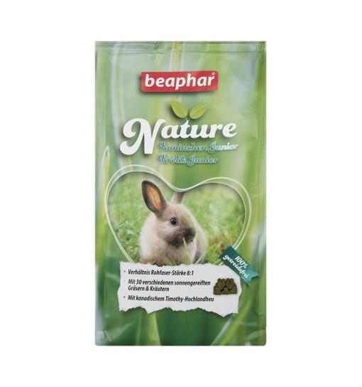 Beaphar Nature Junior Rabbit - karma dla młodych królików