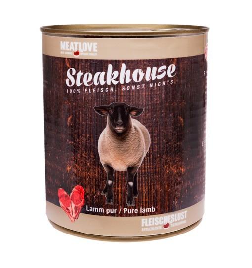 Pure Lamb 410g Jagnięcina - Meatlove