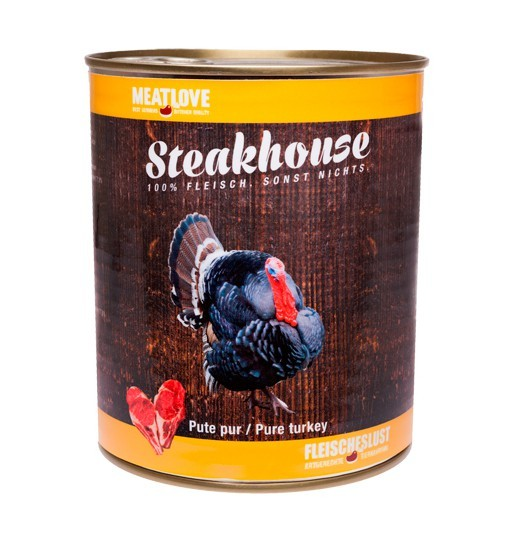 Meatlove Steakhouse - Pure Turkey - indyk
