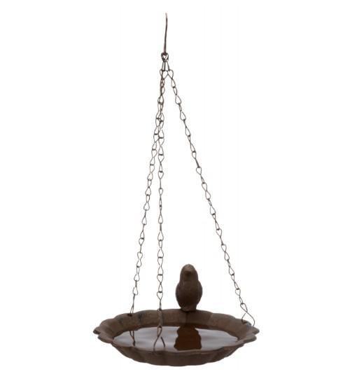 Trixie Podwieszana, żeliwna miseczka na wodę/basen dla ptaków 250ml