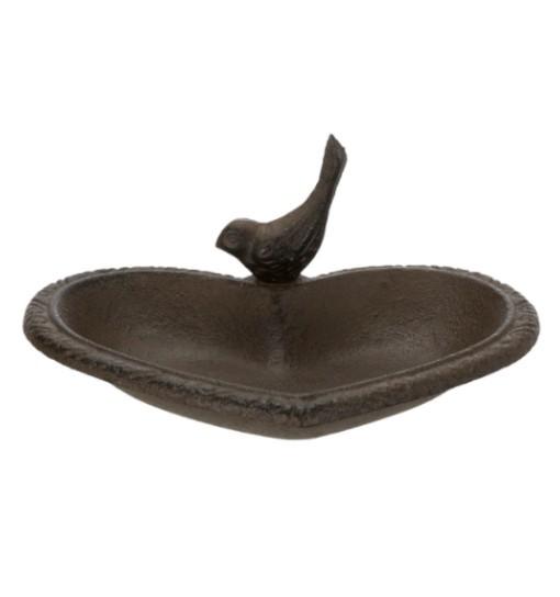 Trixie Żeliwna miseczka na wodę/basen dla ptaków 250ml