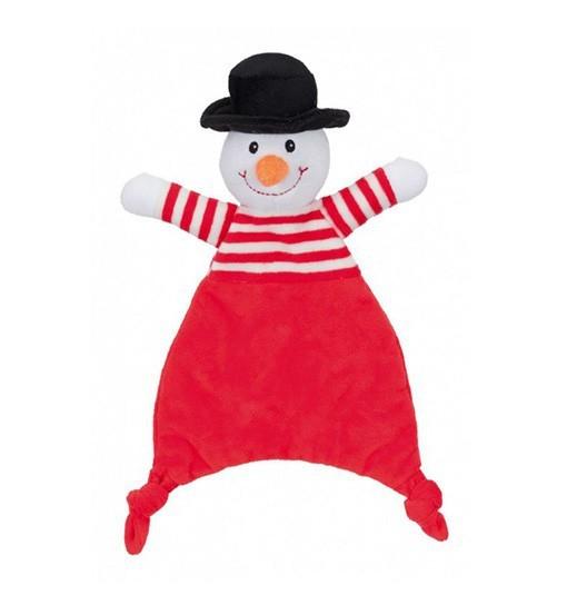 Trixie Świąteczna przytulanka z pluszu - bałwanek