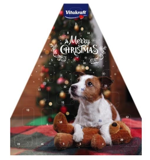 Vitakraft Kalendarz adwentowy dla psa