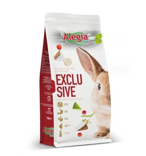 Alegia Karma dla królika EXCLUSIVE 700g