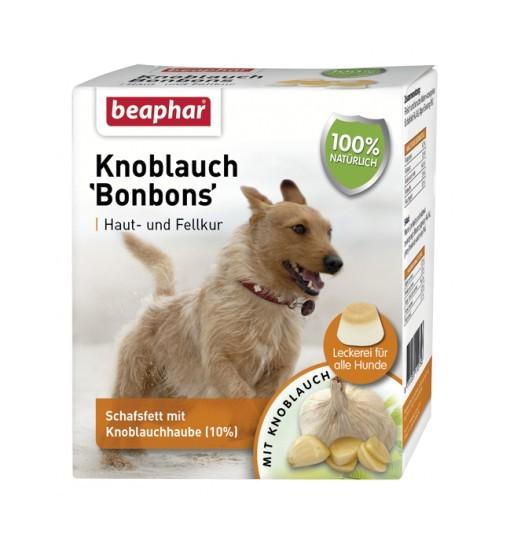 Beaphar KNOBLAUCH BONBONS - praliny dla psa z czosnkiem 245g