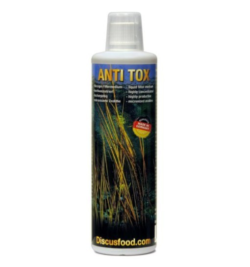Discusfood Anti Tox 125ml - uzdatniacz wody