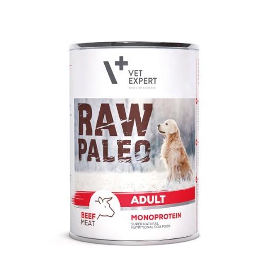 Vet Expert Karma mokra dla psów dorosłych - wołowina 400g