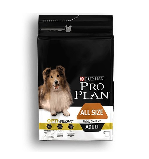 Purina Pro Plan Adult Light Optiweight Sterilised