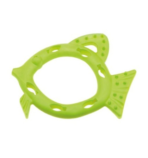Comfy Zabawka Snacky Fish 16cm - zielona