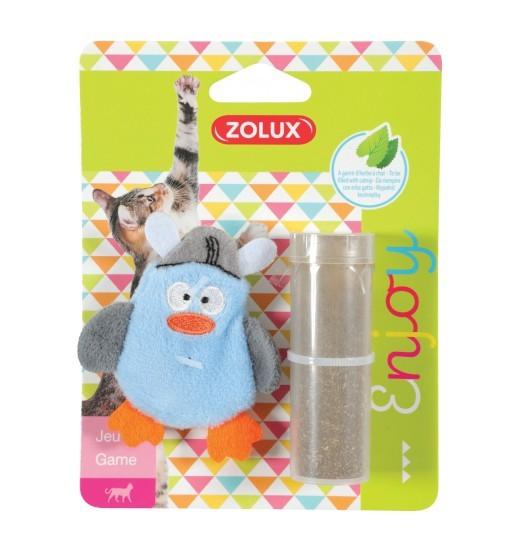 Zolux Zabawka dla kota PIRAT - niebieska