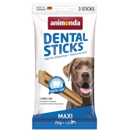 Animonda Przysmak dla psa DENTAL STICKS MAXI /3szt