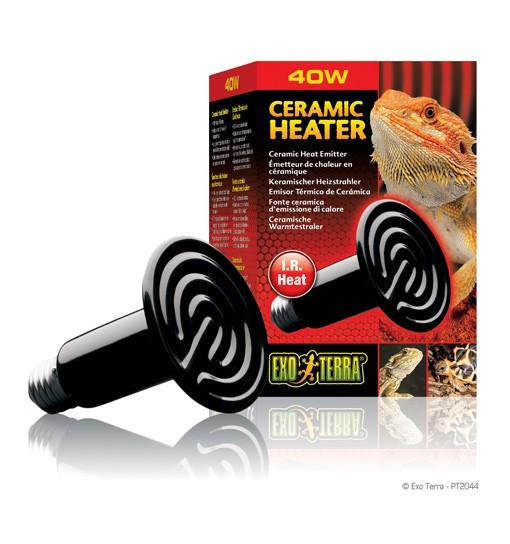 Exo-Terra Emiter ciepła Ceramic Heater