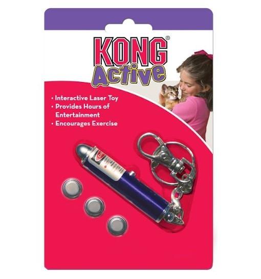 KONG Laser Pointer - zabawka dla kota