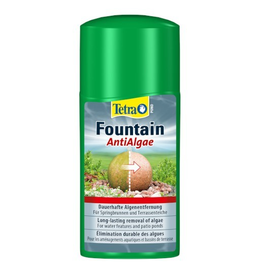 Tetra Pond Fountain AntiAlgae 250ml